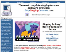 Singing is Easy! Lessons